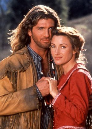 Joe Lando  & Jane Seymour