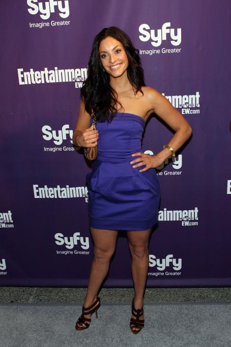 Erica Cerra  - Entertainment Weekly And Syfy Comic-Con Party In San Diego - 25.07.2009