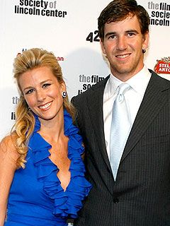 Second Child On The Way For Eli Manning