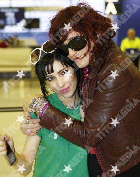 Jessica Origliasso  and Azaria