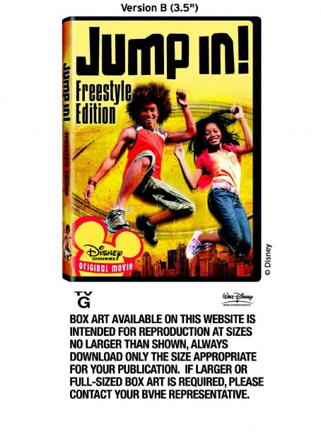 Jump In! Jump In dvd cover
