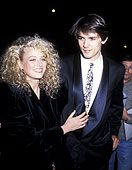 Billy Campbell  and Virginia Madsen