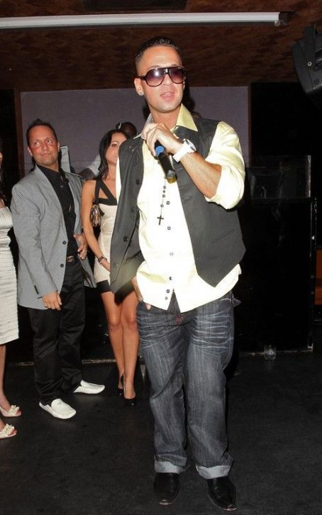 "Mike 'The Situation' Sorrentino Mike ""The Situation"" Sorrentino's Tenjune Birthday Bash"