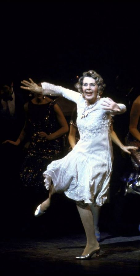 Musicals Ruby Keeler NO,NO NANETTE 1971 BROADWAY MUSICAL