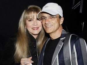 Jimmy Iovine Stevie Nicks and