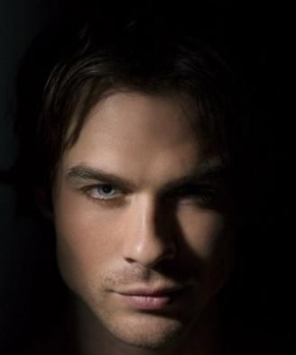 Damon Salvatore Ian Somerhalder As  In Vampire Diaries