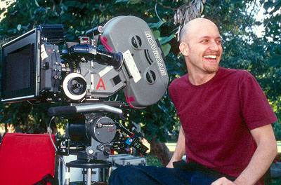 Director Charles Herman-Wurmfeld of Fox Searchlight's Kissing Jessica Stein - 2002