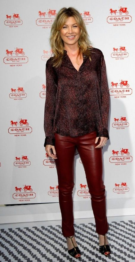 Ellen Pompeo: Children's Defense Fund benefit held at Bad Robot in LA