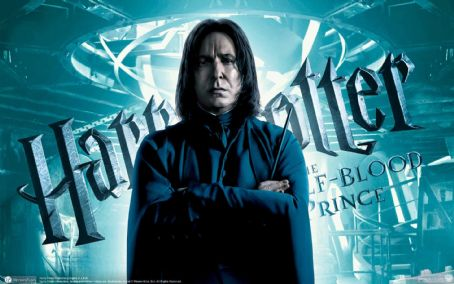 Severus Snape Harry Potter and the Half-Blood Prince Wallpaper