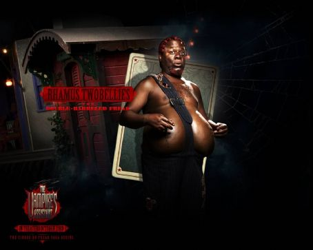 Frankie Faison Cirque du Freak: The Vampire's Assistant wallpaper