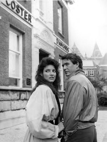 Madolyn Smith Osborne Tom Berenger and  in If Tomorrow Comes (1986)