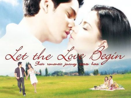 Let the Love Begin (2005) Poster