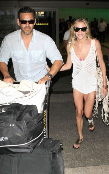 LeAnn Rimes & Eddie Cibrian: Home From the Honeymoon