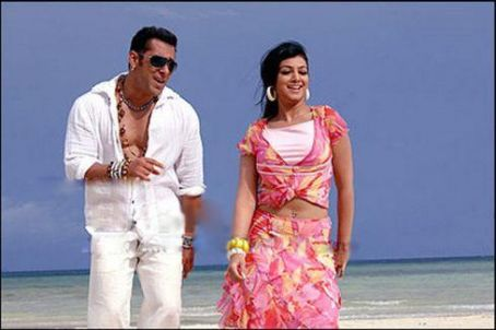 Salman Khan Salman and Ayesha