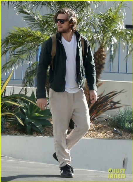 Alex Pettyfer - March 30, 2013 - West Hollywood