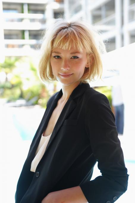 Haley Bennett - Rubber Portraits And Kaboom - Portraits - 63 Cannes Film Festival, 17 May 2010