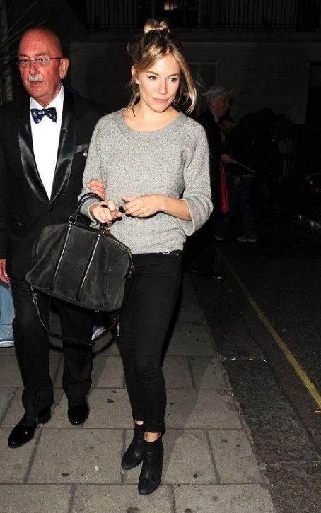 Sienna Miller: Lovely in London