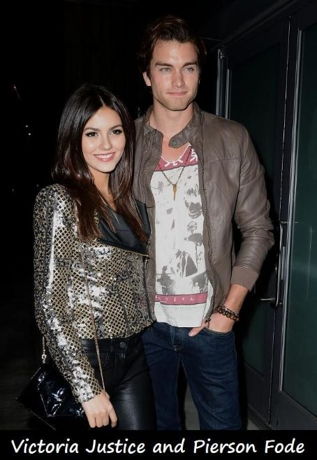 Victoria Justice dating Pierson Fode post-Ryan Rottman split