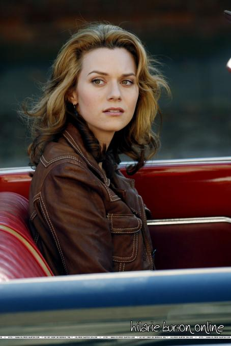 Hilarie Burton - Season 5 Episode Stills