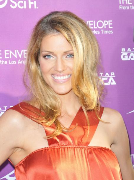Battlestar Galactica Tricia Helfer -  Exclusive Celebration In LA 11.06.2008.