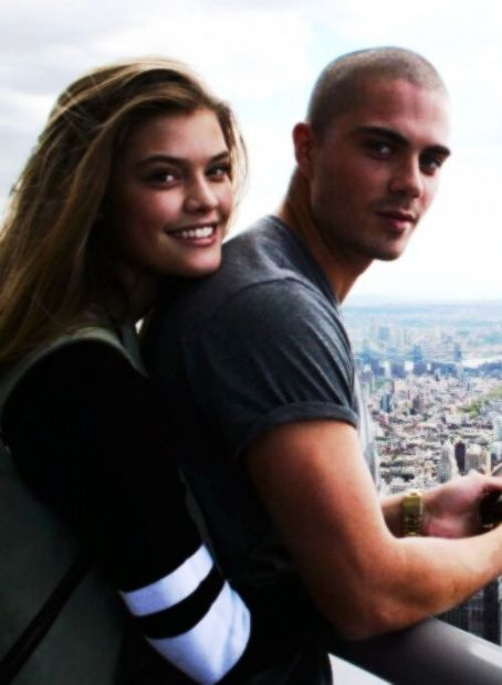 Max George and Nina Agdal