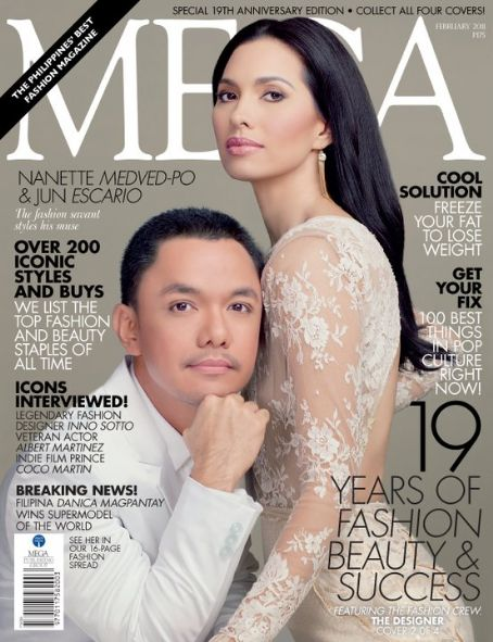 Nanette Medved  - Mega Magazine [Philippines] (February 2011)