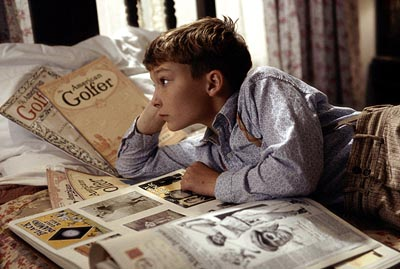 J. Michael Moncrief  as Hardy Greaves in Dreamworks' The Legend of Bagger Vance - 2000