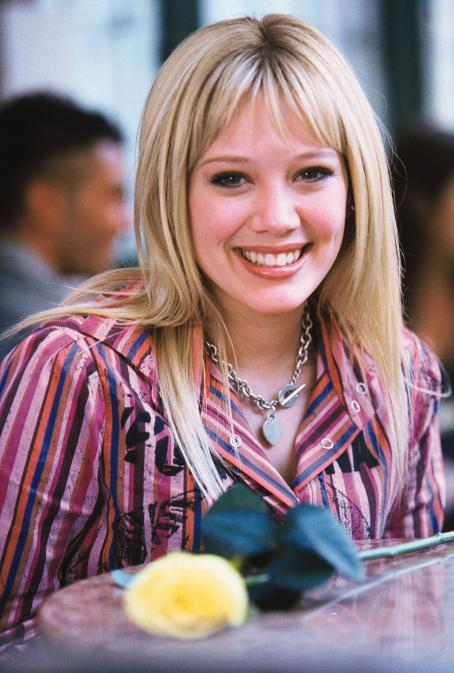 Hilary Duff lizzie mcguire movie