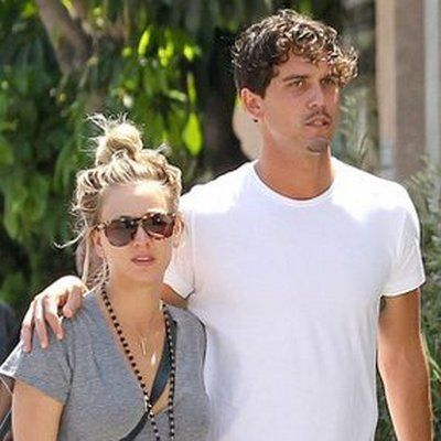 Ryan Sweeting Kaley Cuoco and