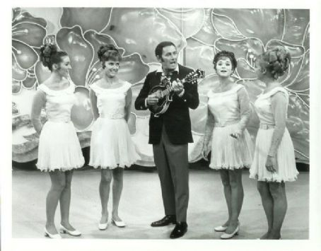 Joey Bishop Joey with the Lennon Sisters