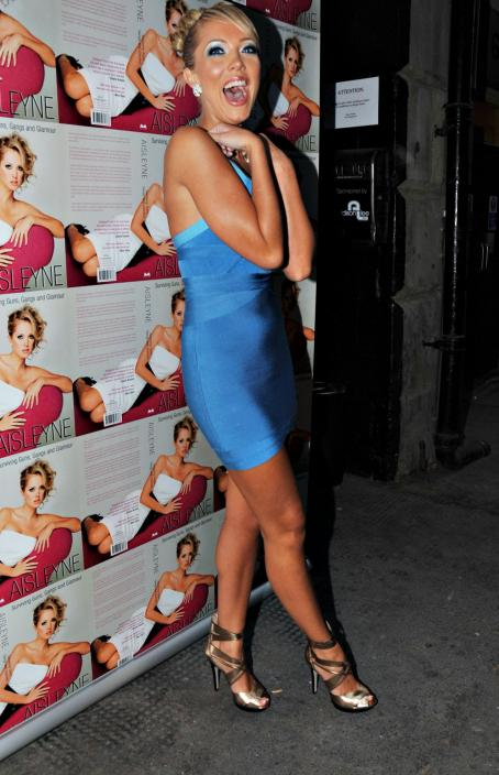 Aisleyne Horgan-Wallace - Book Launch Party - Studio Valbonne In London, England 2009-05-06
