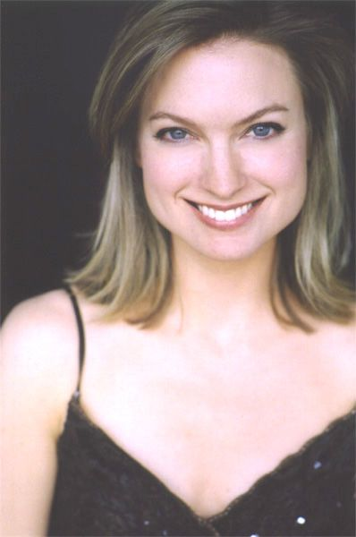 Nicole Forester actress