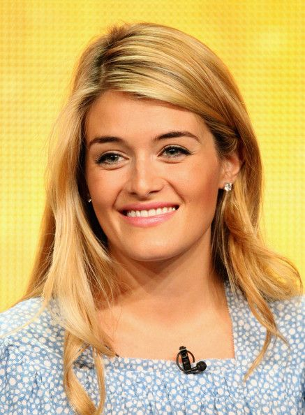Daphne Oz 2011 Summer TCA Tour - Day 12