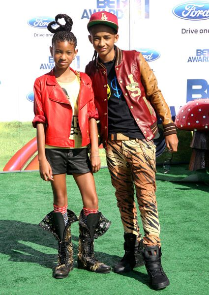 Jaden Smith - The 2011 BET Awards were held last night, June 27, at the Shrine Auditorium in Los Angele