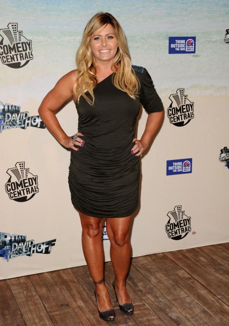 Nicole Eggert - Comedy Central Roast Of David Hasselhoff At Sony Pictures Studios On August 1, 2010 In Culver City, California