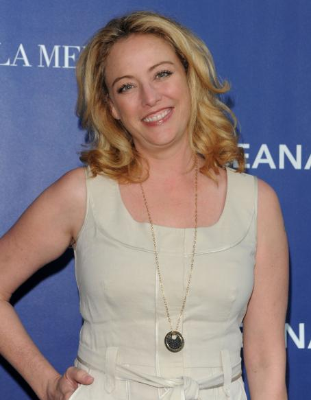Virginia Madsen - Oceana & La Mer World Ocean Day Celebration - June 8, 2009