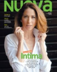 Laura Novoa - Nueva Magazine Cover [Argentina] (26 February 2012)
