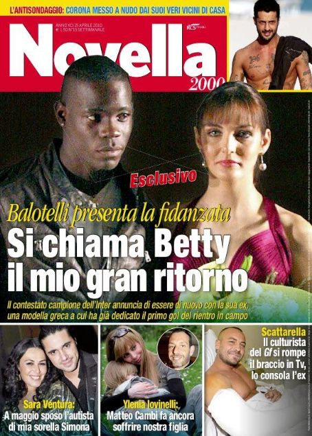 Betty Kourakou Mario Balotelli and
