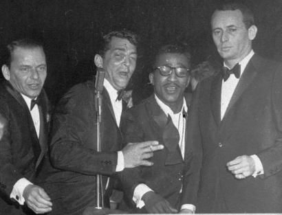 Joey Bishop Frank Sinatra, Dean Martin, Sammy Davis Jr. &