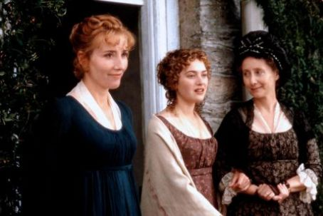 Elinor Dashwood - Emma Thompson, Gemma Jones, Kate Winslet in Sense and Sensibility (1995)