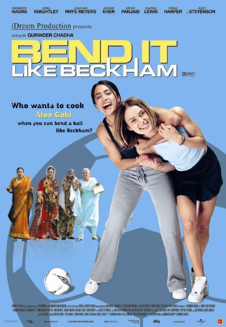 Bend It Like Beckham (2002) Poster