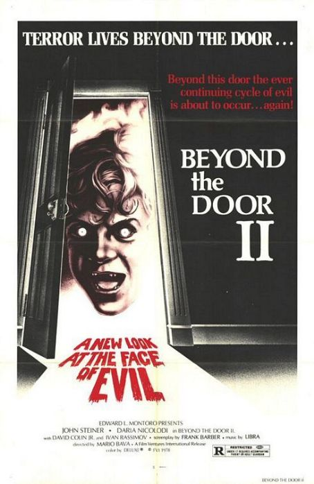 Beyond the Door II (1977) Poster