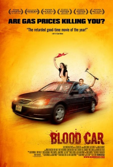 Blood Car (2007) Poster