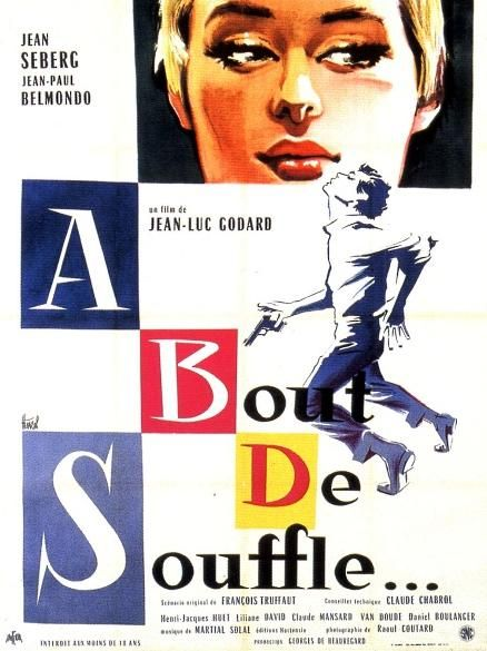 Breathless (1960) Poster