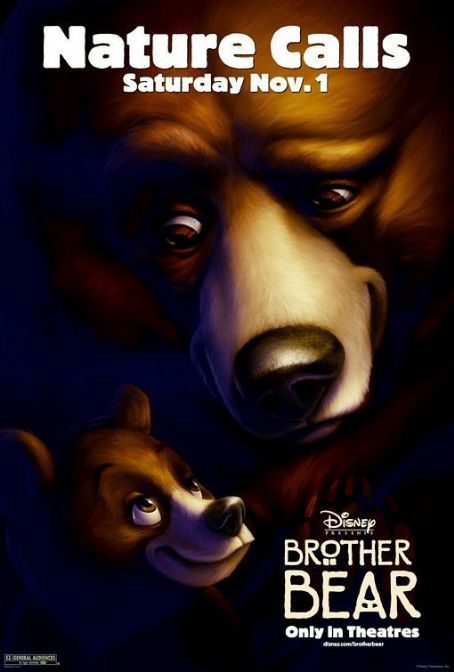 Brother Bear (2003) Poster