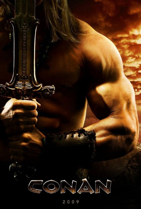 Conan the Barbarian (2011) Poster