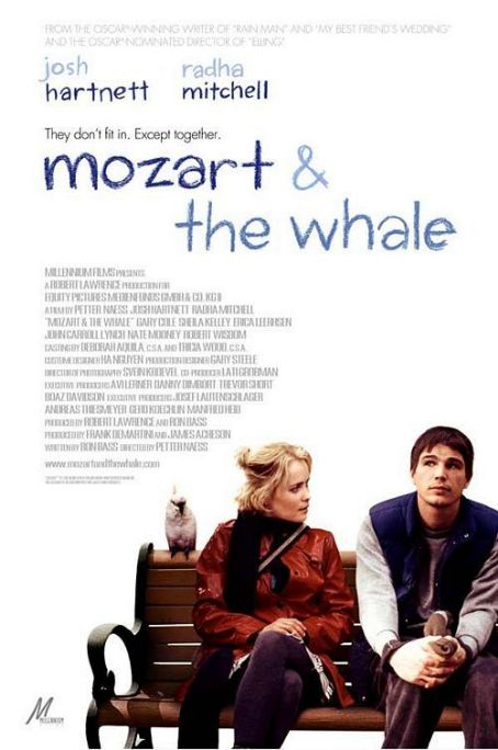 Mozart and the Whale (2005) Poster