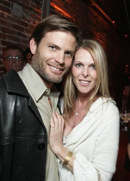 "Casper Van Dien and Catherine Oxenberg  Showtime's Premiere of the new dramatic series ""The Tudors"""