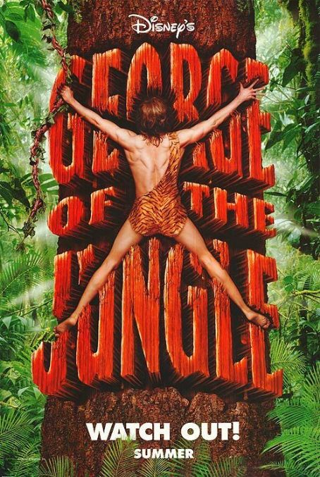 George of the Jungle (1997) Poster