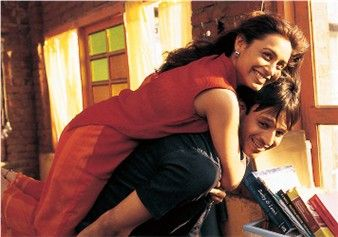 Vivek Oberoi  and Rani Mukherjee